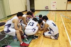 男子バスケ部が県民総合体育大会で優勝!!